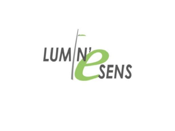 Logo Lumin e sens