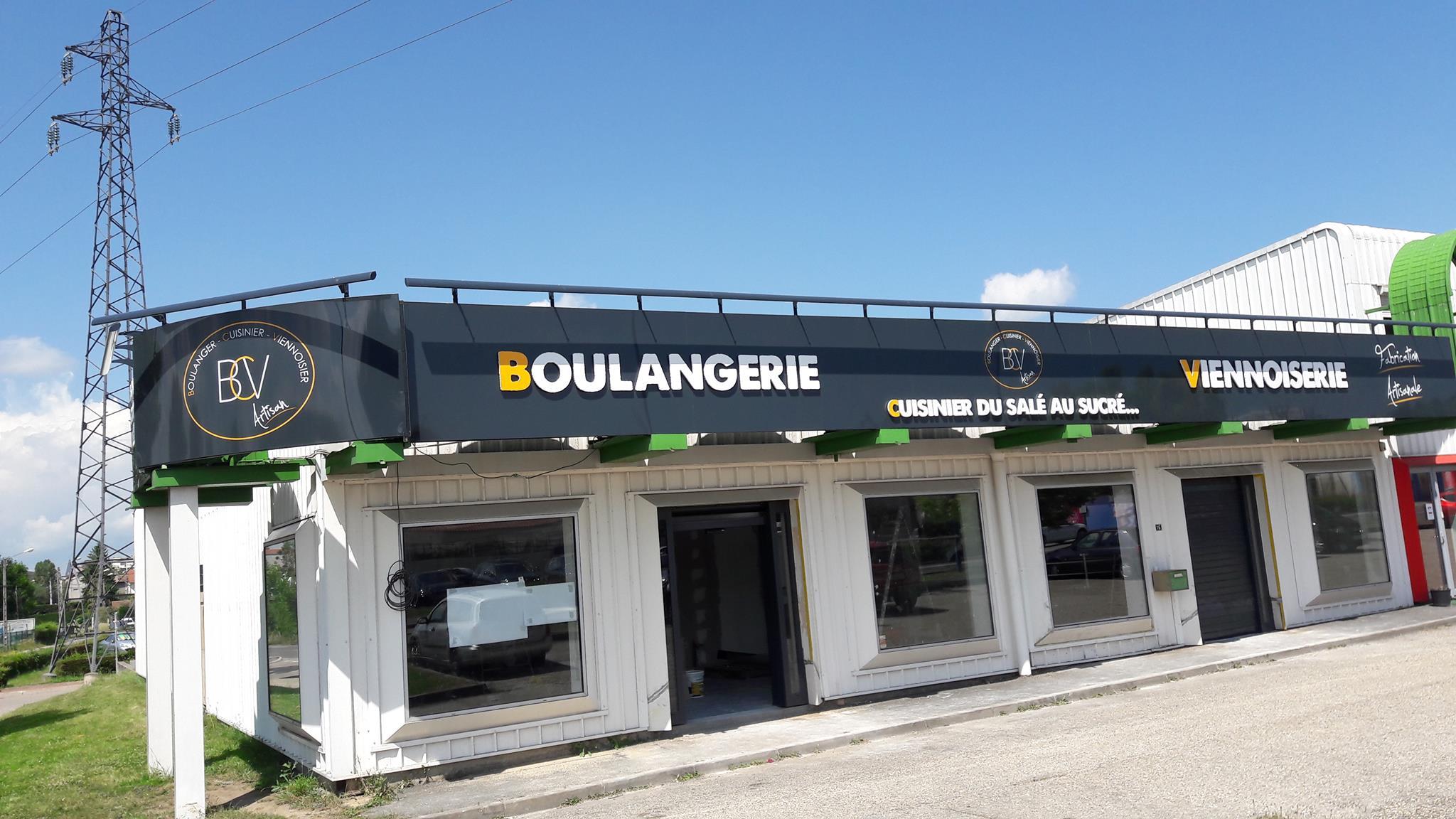 Boulangerie du Moulin Gillier façade