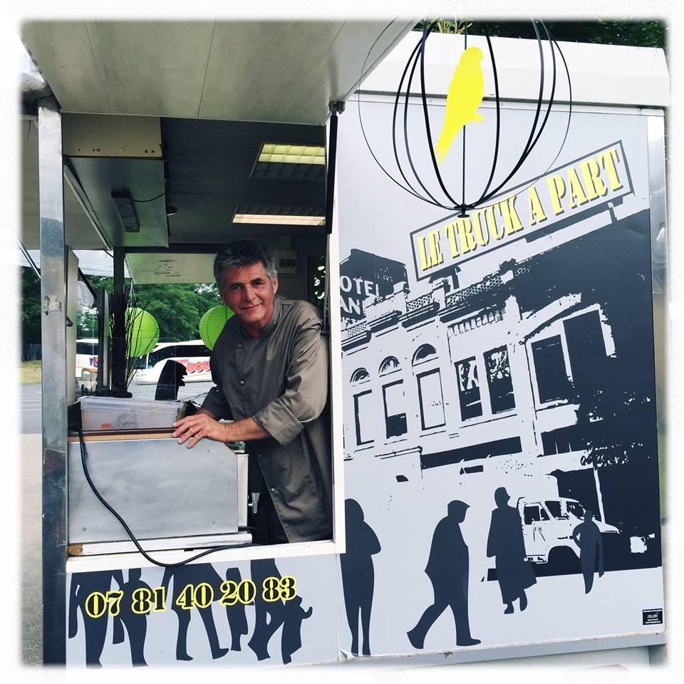 Christophe Cauchard - Le truck à part