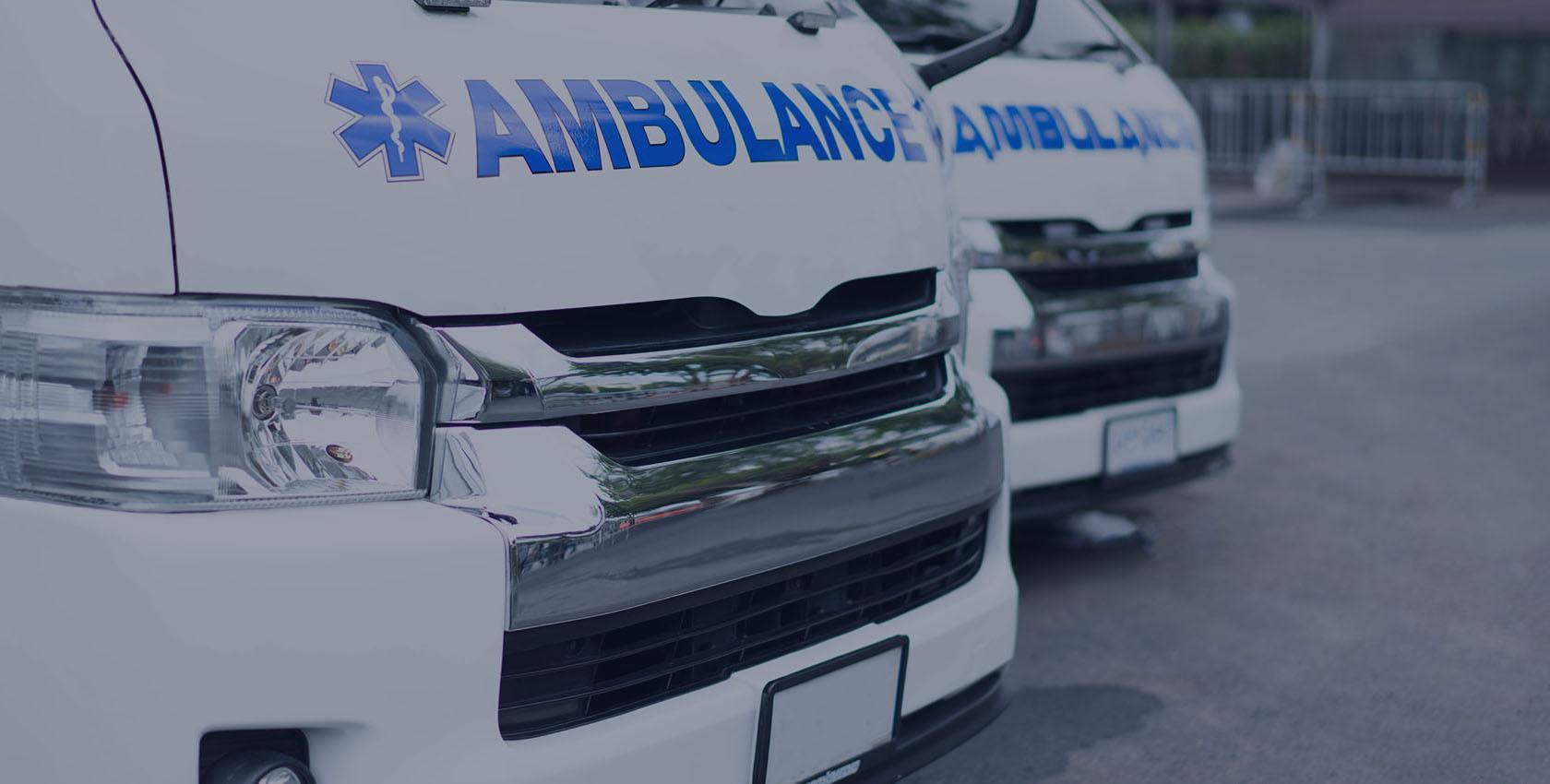 Ambulance orgeres