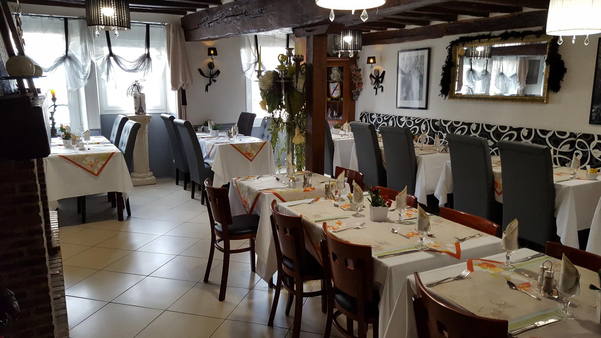 Enseigne Le Commerce restaurant