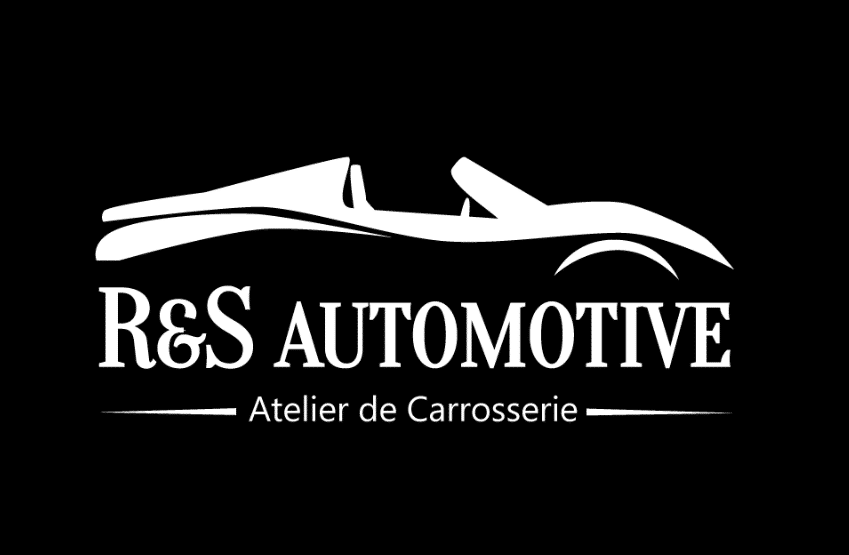 Logo Carrosserie RS Automotive