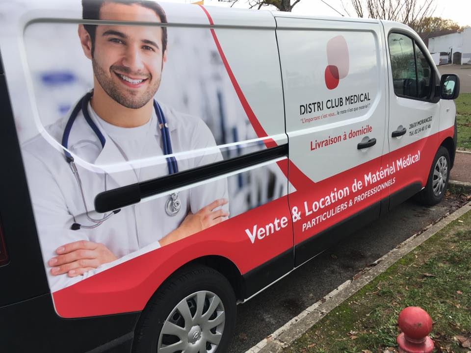 Thomas Bernard - Distri Club Médical