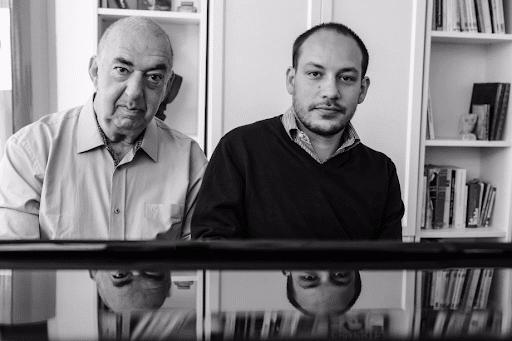 Michel Labord, Florent Garcimore - Piano Lab.