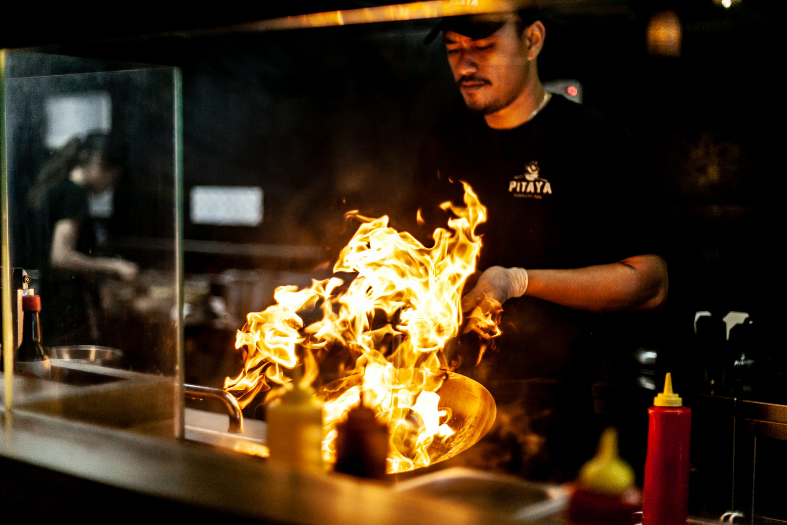 Jérôme Le Guyader - Restaurant franchise Pitaya