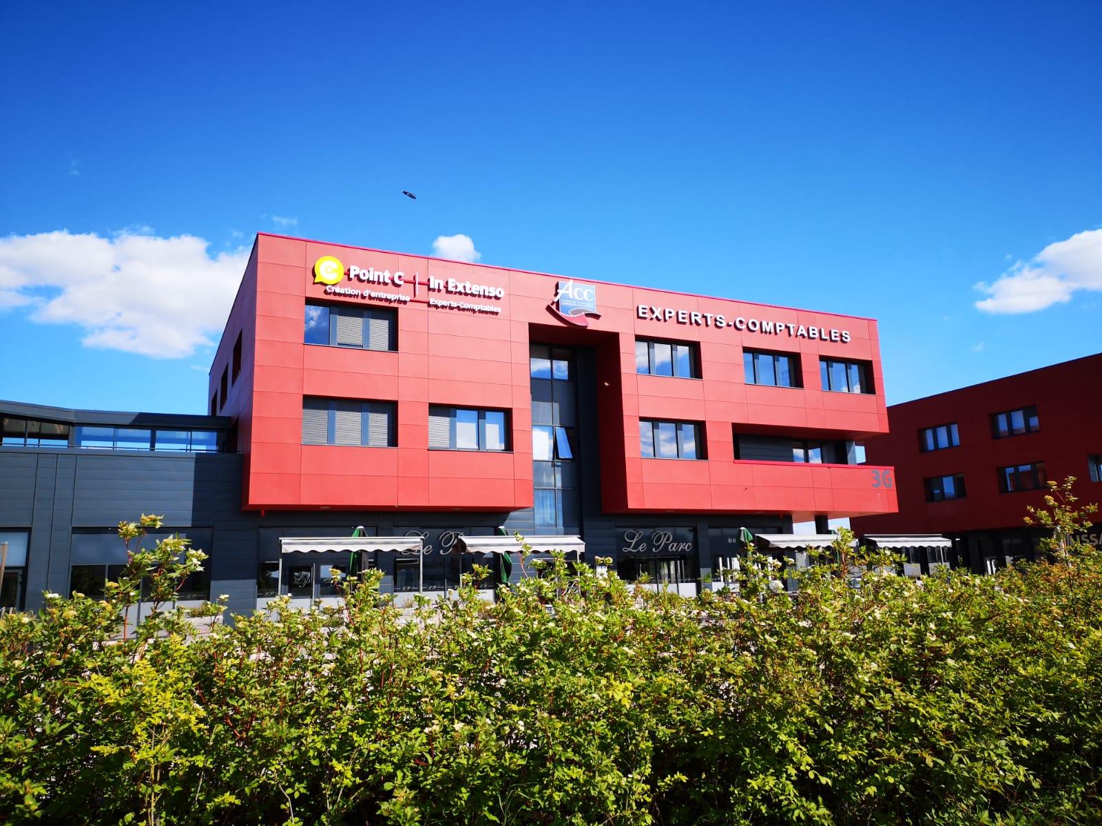 Agence point C de Dijon